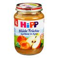 HIPP Früchte Aprikose in Apfel