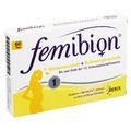 FEMIBION Schwangerschaft 1 800 μg Folat Tabletten