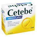 CETEBE ABWEHR plus Vitamin C+Zink Kapseln