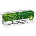 SCHUCKMINERAL Globuli 2 Calcium phosphoricum D 12