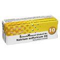 SCHUCKMINERAL Globuli 10 Natrium sulfuricum D6