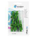MIRADENT Interdentalbürste I-Prox CHX medium grün