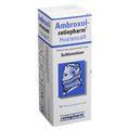 AMBROXOL ratiopharm Hustensaft