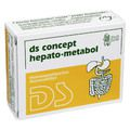 DS Concept Hepato Metabol Tabletten