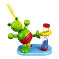 ZAHNPFLEGE Set Frosch