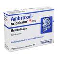 AMBROXOL ratiopharm 75 mg Hustenlöser Retardkaps.
