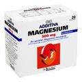 ADDITIVA Magnesium 300 mg Pulver