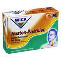 WICK Husten Pastillen gg.Reizhusten m.Honig