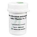 BIOCHEMIE Adler 25 Aurum chloratum natr.D 12 Tabl.