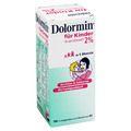 DOLORMIN für Kinder 2% Ibuprofen Suspension