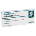 SIMETHICON ratiopharm 85 mg Kautabletten