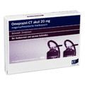 OMEPRAZOL-CT akut 20 mg Hartkaps.magensaftr.
