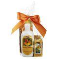 KAPPUS Orange Hibiscus Geschenkpackung