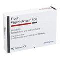 FLUOR VIGANTOLETTEN 500 I.E. Tabletten