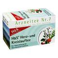 H&S Herz Kreislauf Tee Filterbeutel