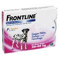 FRONTLINE Spot on H 40 Lösung f.Hunde