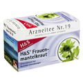 H&S Frauenmantelkraut Filterbeutel
