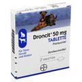 DRONCIT Tabletten für Hunde/Katzen