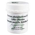 BIOCHEMIE Adler 3 Ferrum phosphoricum D 12 Tabl.