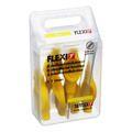TANDEX FLEXI Interdental Bürsten 0,7 mm gelb