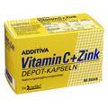 ADDITIVA Vitamin C Depot 300 mg Kapseln