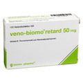 VENO BIOMO retard 50 mg Tabl.