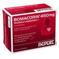 BOMACORIN 450 mg Weißdorntabletten N