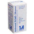 AMBROXOL 15 Saft 1A Pharma