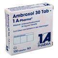 AMBROXOL 30 Tab 1A Pharma Tabletten