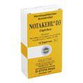 NOTAKEHL D 3 Suppositorien