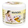 MANDEL KÖRPERCREME Q10+Vitamin E