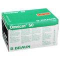 OMNICAN Insulinspr.0,5 ml U100 m.Kan.0,30x12 mm