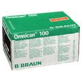 OMNICAN Insulinspr.1 ml U100 m.Kan.0,30x12 mm