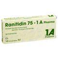 RANITIDIN 75 1A Pharma Filmtabletten