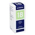 BIOCHEMIE Orthim 18 Calcium sulfuratum D 12 Tabl.