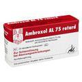 AMBROXOL AL 75 retard Retardkapseln
