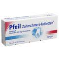 PFEIL Zahnschmerz Filmtabletten