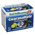 BAD HEILBRUNNER Guarana Mate Tee Kräuterpower Fbtl