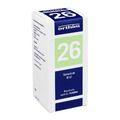 BIOCHEMIE Orthim 26 Selenium D 12 Tabletten