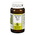 BIOCHEMIE 11 Silicea D 12 Tabletten