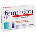 FEMIBION 800 Folsäure Plus Metafolin Tabletten