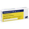 PARACETAMOL-CT 500 mg Tabletten