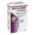 ACCU CHEK Compact Glucose Teststreifen