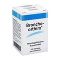 BRONCHO ORTHIM Tabletten