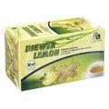 INGWER LEMON Biotee Filterbeutel