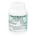 NACHTKERZEN 500 mg+E Kapseln