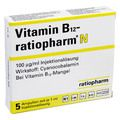 VITAMIN B12 ratiopharm N Ampullen