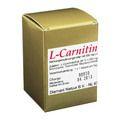 L-CARNITIN 1x1 pro Tag Kapseln