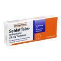 SCHLAF TABS ratiopharm 25 mg Tabletten