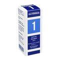 BIOCHEMIE Globuli 1 Calcium fluoratum D 12